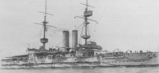 18 Mart Deniz Hârekatında batırılan HMS Ocean