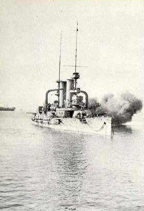 Swiftsure Savaş Gemisi Seddülbahir'de